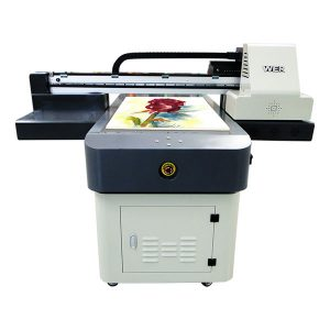 uv flatbed printer a2 pvc card uv printer machine inkjet digital printer dx5