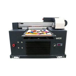ປະເພດການໃຊ້: ບັດປະເພດແຜ່ນ: Flatbed Printer Condition: New Dimensions (L * W * H): 65 * 47 * 43 CM ນ້ໍາຫນັກ: 62kg ອັດໂນມັດອັດໂນມັດ: Voltage: AC220 / 110V Warranty: 1 ປີ Print Dimension: 165x30 CM , A4 SIZE ປະເພດຫມຶກ: LED ຜະລິດຕະພັນຫມຶກ UV: ເຄື່ອງພິມຂະຫນາດນ້ອຍ A4 ຂະຫນາດເຄື່ອງພິມດິຈິຕອນ UV ຫມຶກພິມຫມຶກ: ຫມຶກສີ UV LED ຄວາມສູງພິມ: 0-50mm ລະບົບຫມຶກ: ລະບົບ CISS ສີຫມຶກ: CMYKWW ຈໍານວນຫົວ: 90 * 6 = 540 ຊອຟແວພິມ: ລະບົບ WINDOWS ຍົກເວັ້ນ WIN 8 ແຮງດັນ: AC220 / 110V Gross Power: 30W