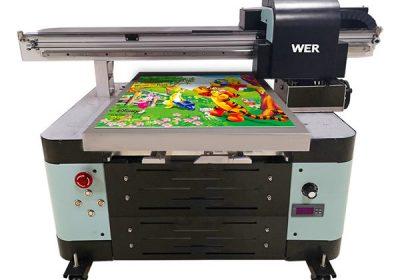 ຮອງຮັບເຄື່ອງພິມດິຈິຕອນ a2 uv flatbed printer
