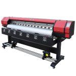 6 ຟຸດ audley eco solvent printer price for flex banner, vinyl, pvc, mesh