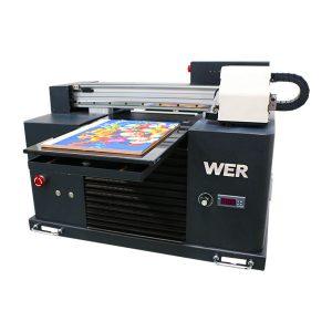 a3 uv printer, printer ຂະຫນາດເລັກຂະຫນາດເລັກຂັ້ນສູງ uv flatbed