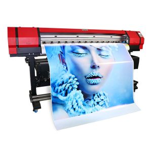 ເຄື່ອງຈັກຫນັງ 1.6 ນິ້ວ flex banner ຮູບແບບແປຮູບເອກະສານຂະຫນາດໃຫຍ່ inkjet solvent