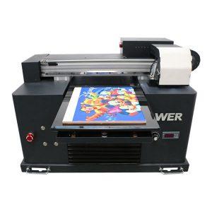2019 ໃຫມ່ dx5 head flatbed printer a3 ຂະຫນາດ uv ນໍາເຄື່ອງພິມ