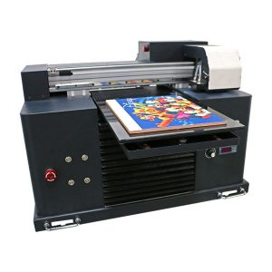 New Design Mini Led Flatbed A3 A4 ຂະຫນາດຫນ້າຈໍ Epson UV Printer