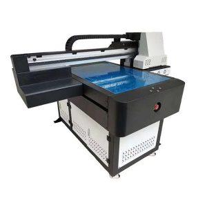 a1 6090 jet jet uv printer ສໍາຫລັບວັດສະດຸເຟີນິເຈີກະດາດເຊລາມິກໂລຫະສະແຕນເລດ